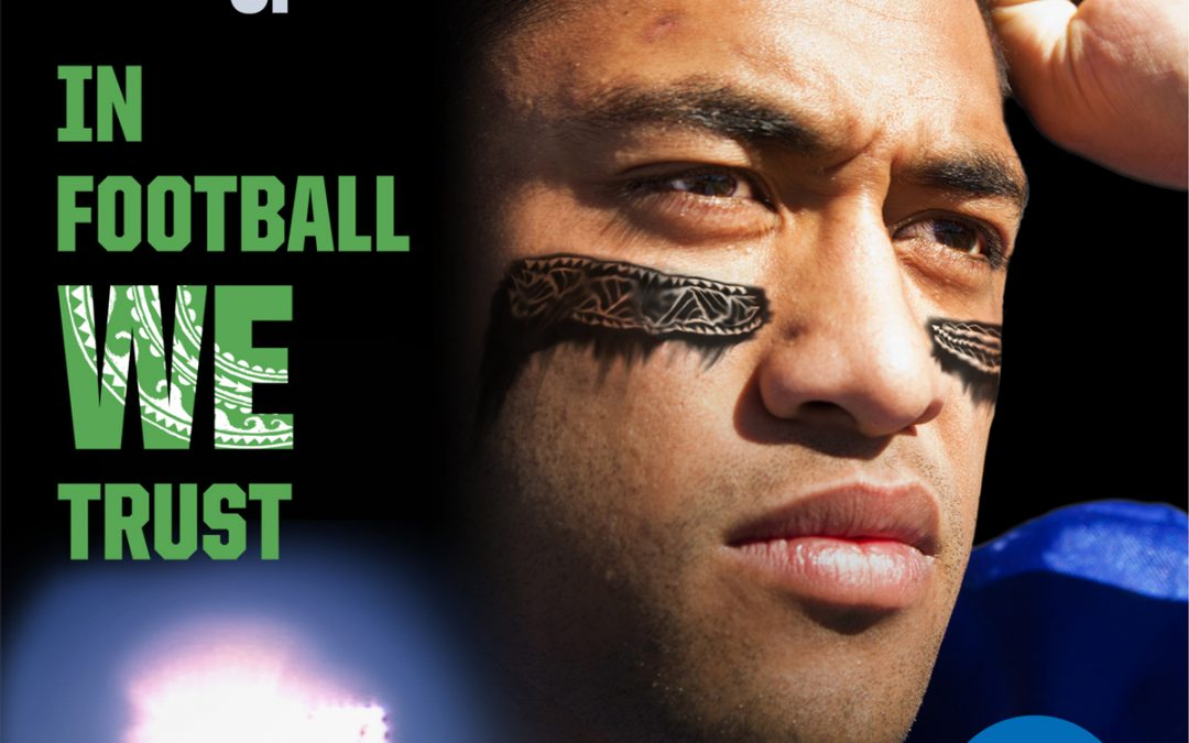 Film: In Football We Trust (snow date, Jan 31)