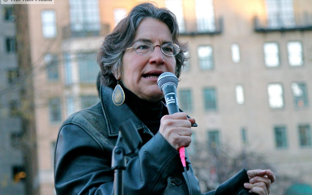 Coalition for Peace Action Welcomes Phyllis Bennis