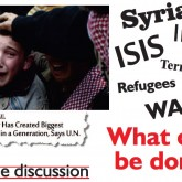 ISIS, War, & the Refugee Crisis