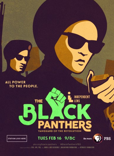 Film: The Black Panthers: Vanguard of The Revolution