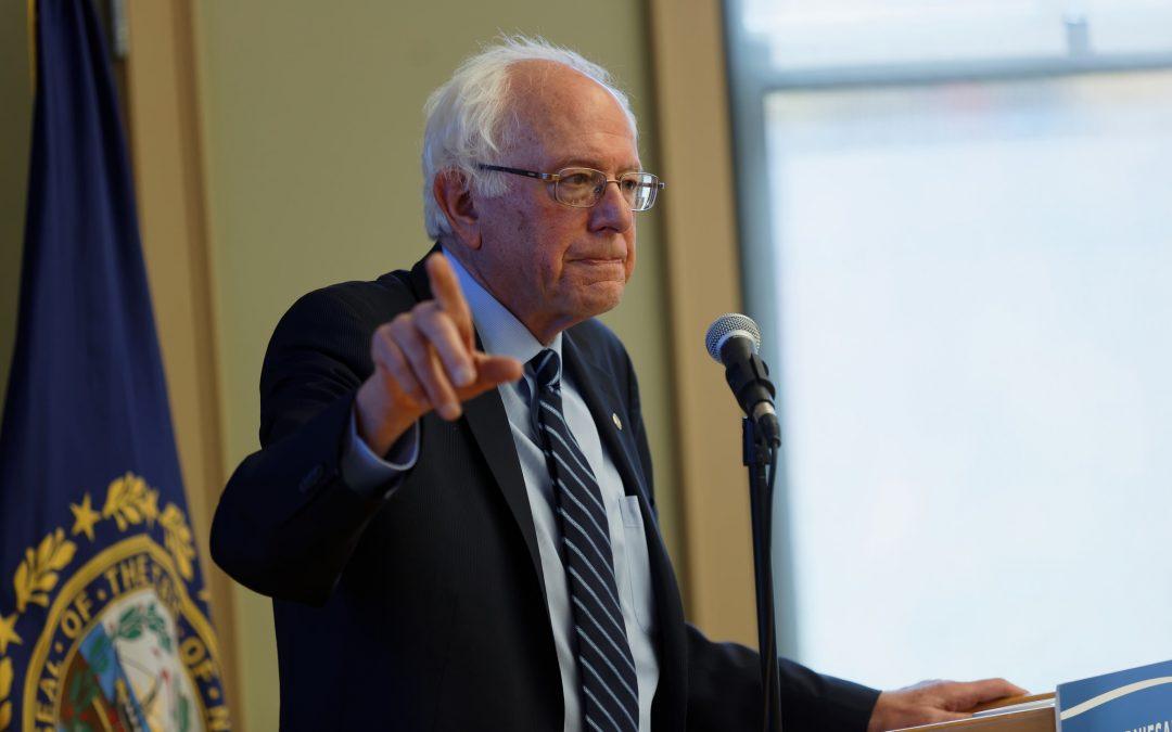 Where Would Bernie Make His Big Budget Cuts?