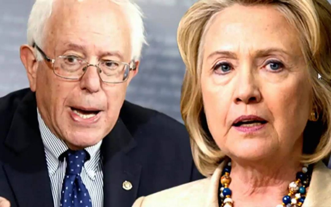 Hillary vs. Bernie vs. the 1 Percent