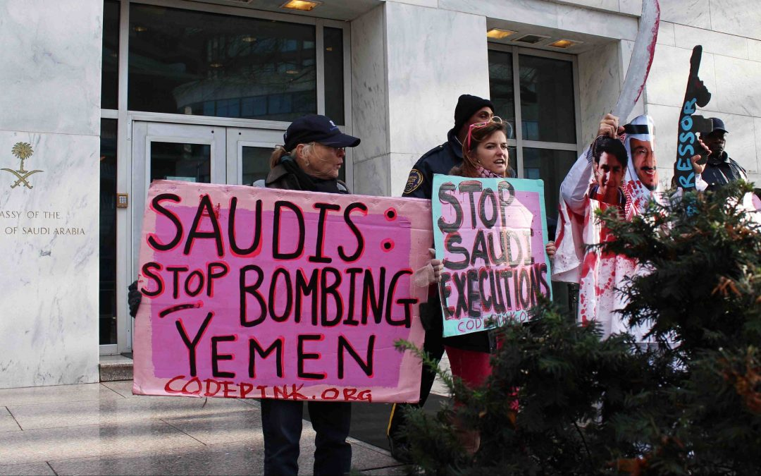 CODEPINK Summit on Saudi Arabia: Understanding the Kingdom and its Global Role