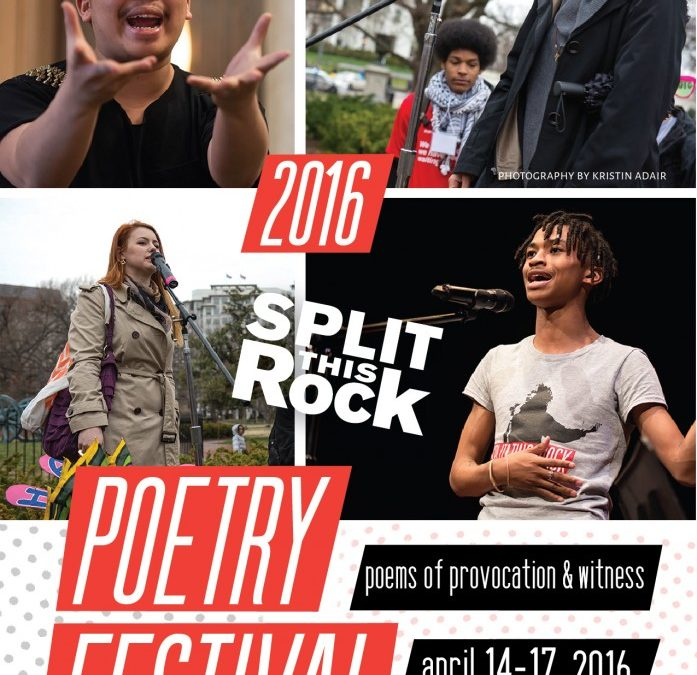 Split This Rock Poetry Festival 2016
