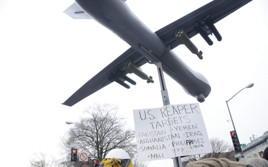 The Coming Drone Blowback