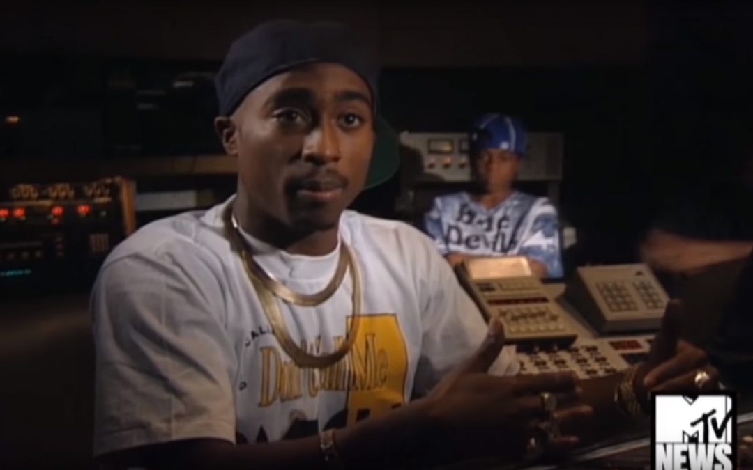 Tupac Shakur on Inequality, Greed, and Donald Trump
