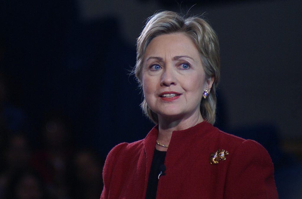 Hillary Clinton's 'Major Foreign Policy Address' Was Anything But