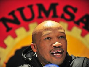 Public Interview: South African Labor Leader Irvin Jim