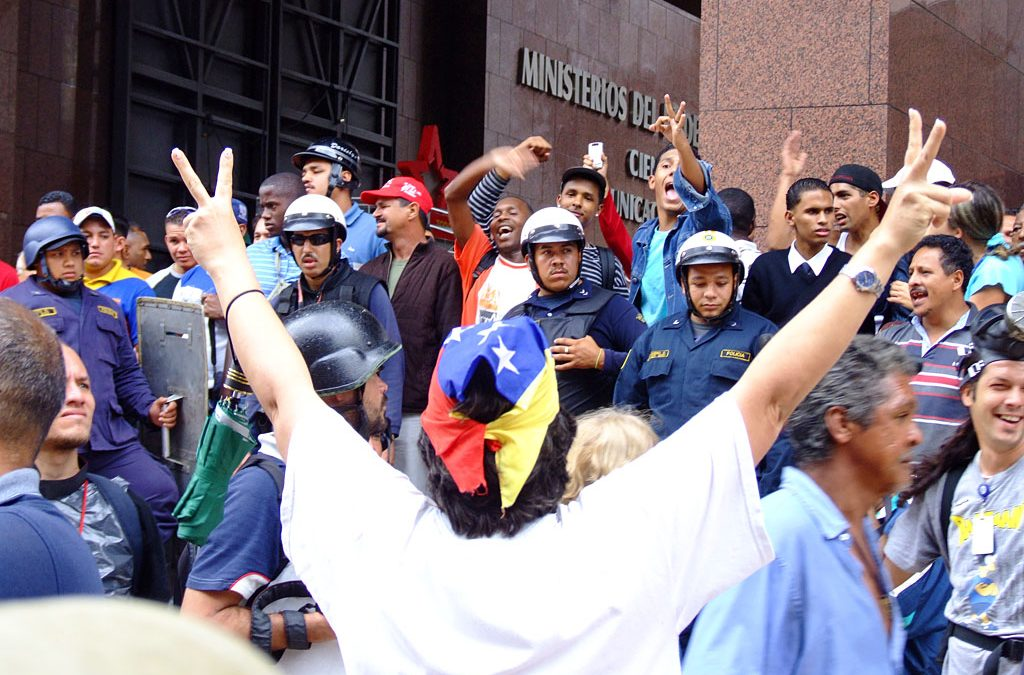 A Failed State in Latin America?