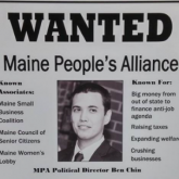 Ben-Chin-wanted-maine-peoples-alliance