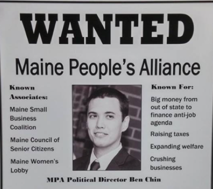 Maine People's Campaign to Raise the Minimum Wage, Fund Education, and Provide Universal Family Healthcare