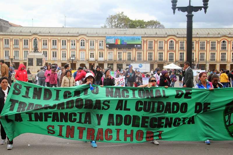 Labor Organizing and the Left in Colombia During Dynamic Times