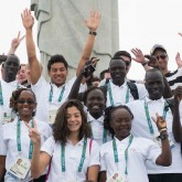 Team Refugee (Photo: IOC / Olympic.org)
