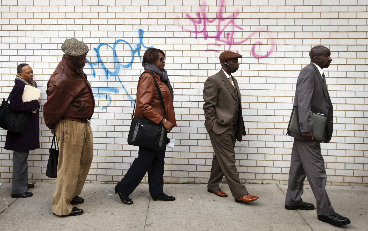 Racial wealth inequality overlooked as cause of urban unrest, study says