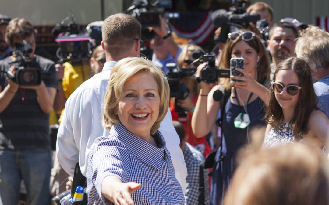 Clinton's Surprising Debate Stumble on Trade