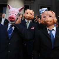 Wall Street CEO Pay