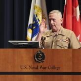 (Photo: US Naval War College/flickr)