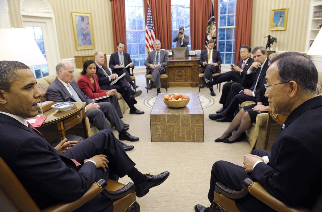 America Must Choose Diplomacy Over War