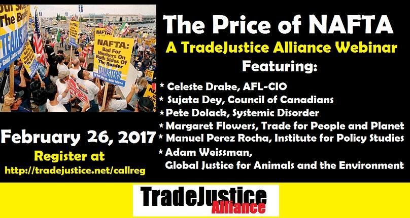 The Price of NAFTA