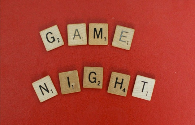 Toast to the Culture: Game Night