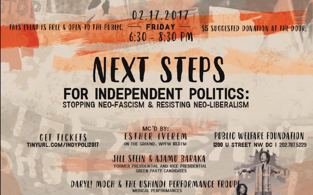 Next Steps for Independent Politics