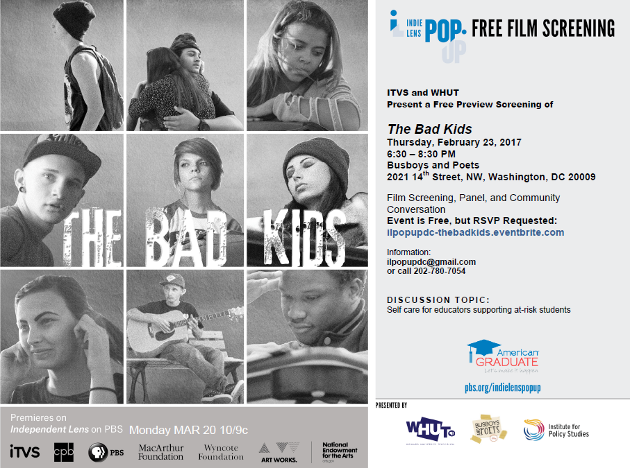Film: The Bad Kids