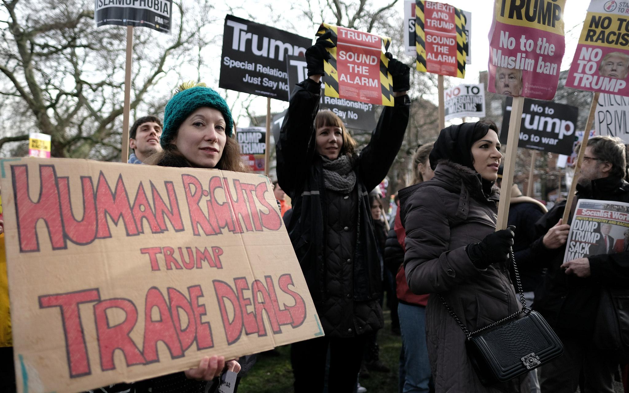 Human Rights Trump Trade Deals