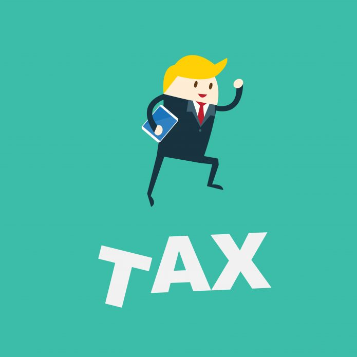 Jumping Over Taxes