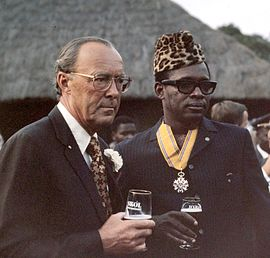 Congo 20 Years After Mobutu Sese Seko: U.S. Neo-Colonialism Continues
