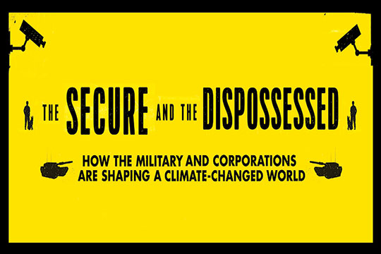 Book Event: The Secure and the Dispossessed