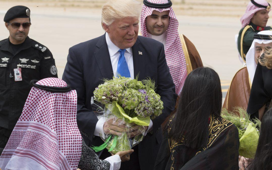 Trump's Apology Tour