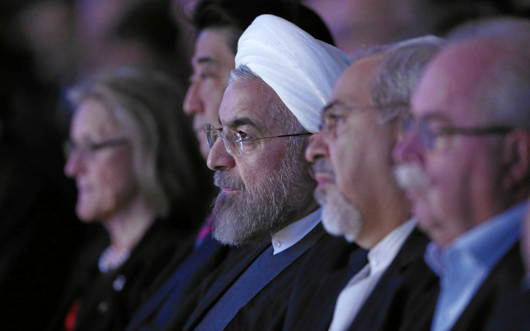 All Signs Point to a Coming Conflict with Iran
