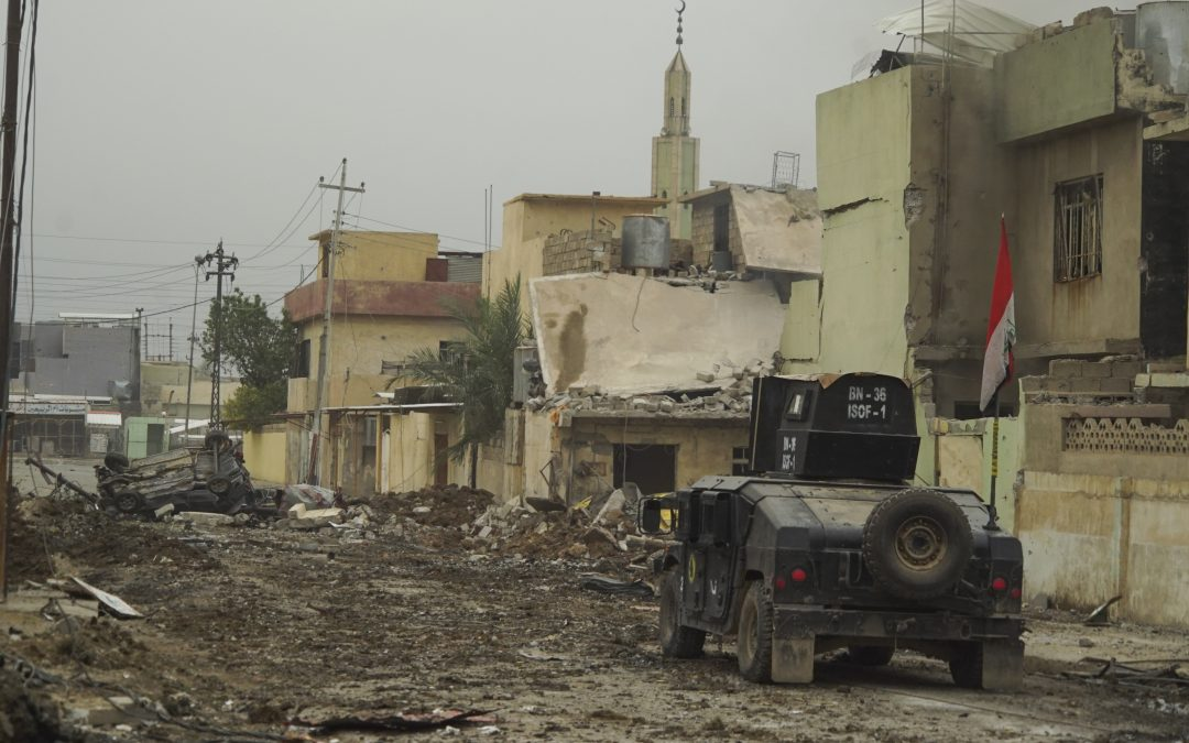 Is This What 'Liberation' for Mosul Looks Like?