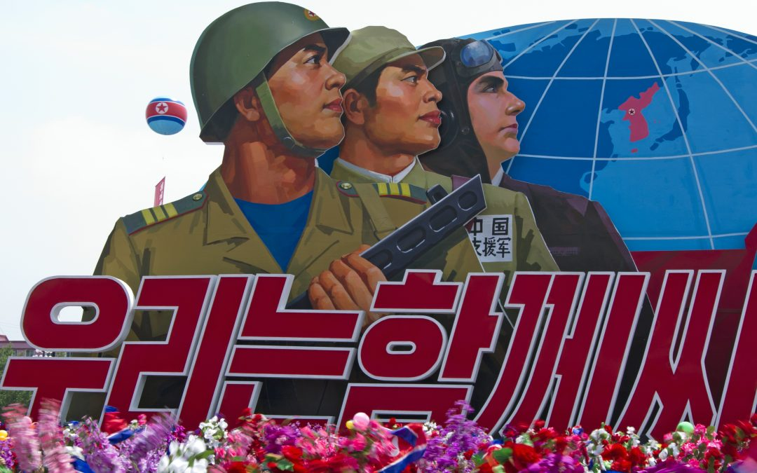 Increasing Isolation Won't Change North Korea's Behavior