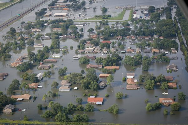 Texas Is Flooded Because Our Democracy Is, Too