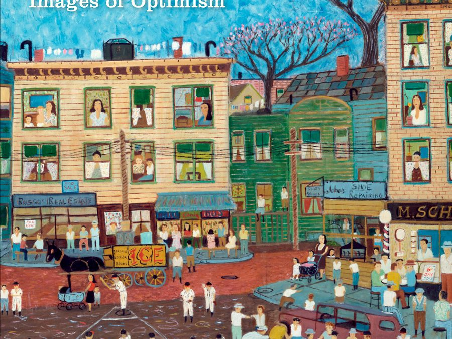 Book Event: Ralph Fasanella: Images of Optimism