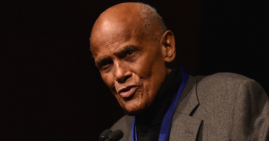 Harry Belafonte — and Library Named for Him — Embody a Dual Commitment to Arts and Organizing