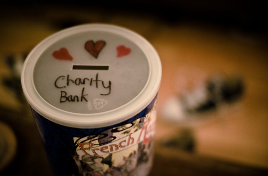 Are We Living in a Golden Age of Charitable Giving? Hardly.