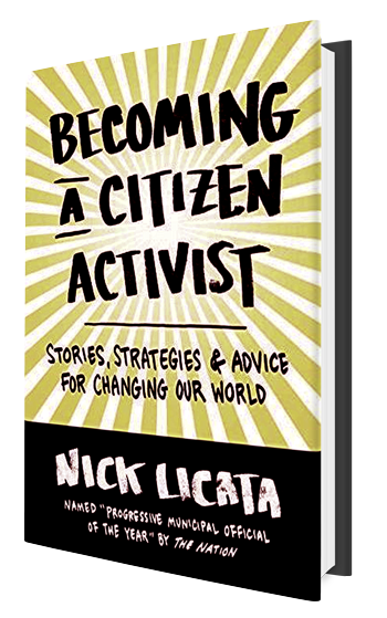Author Event: Becoming A Citizen Activist