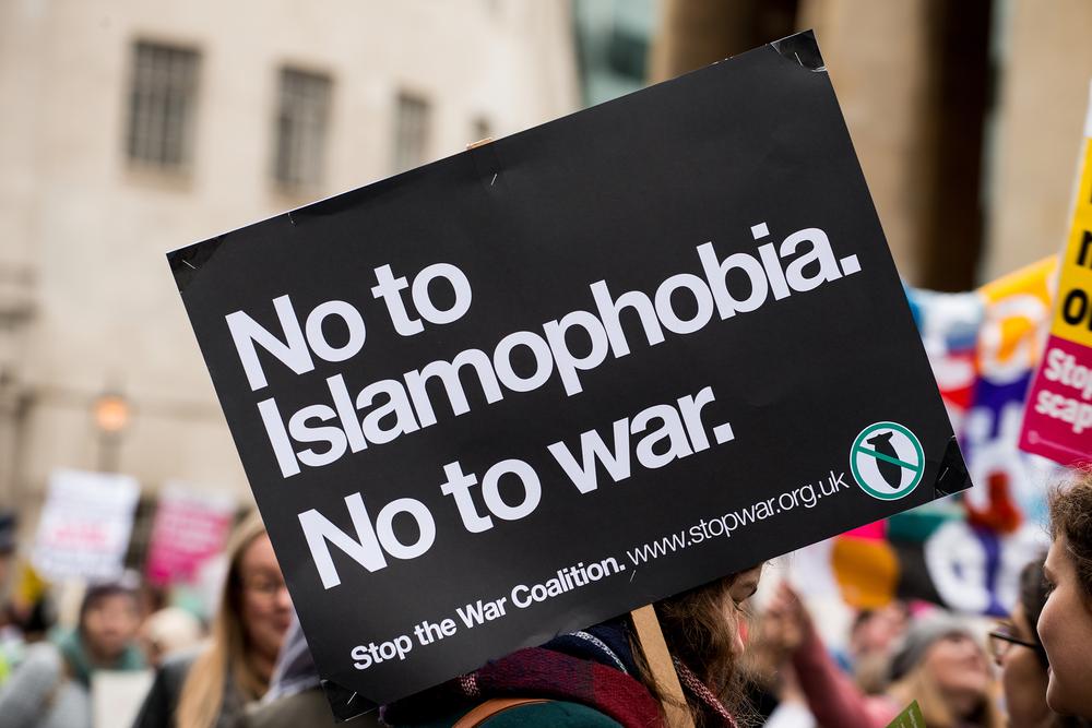 Trump's Year in Islamophobia