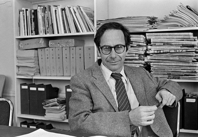 How the World Remembers Marc Raskin (1934-2017)