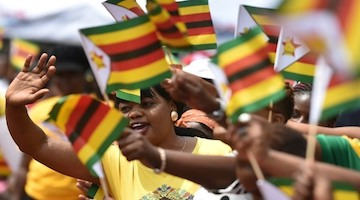 International Issues & Antiwar Forum Series: About Zimbabwe