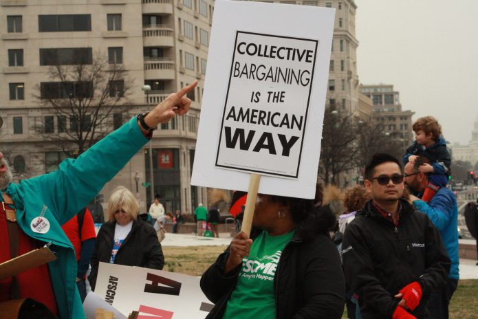 Buy collective bargaining case study