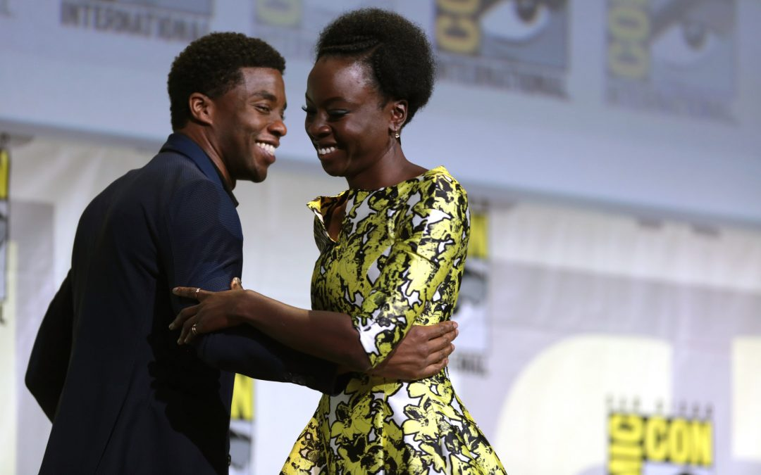Black Panther Disembarks From The Roles Black Actors Have Traditionally Been Pigeonholed Into