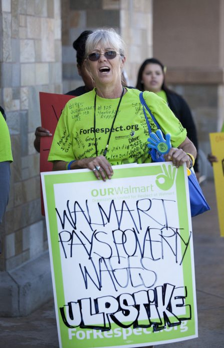 protest-walmart-labor-demonstration