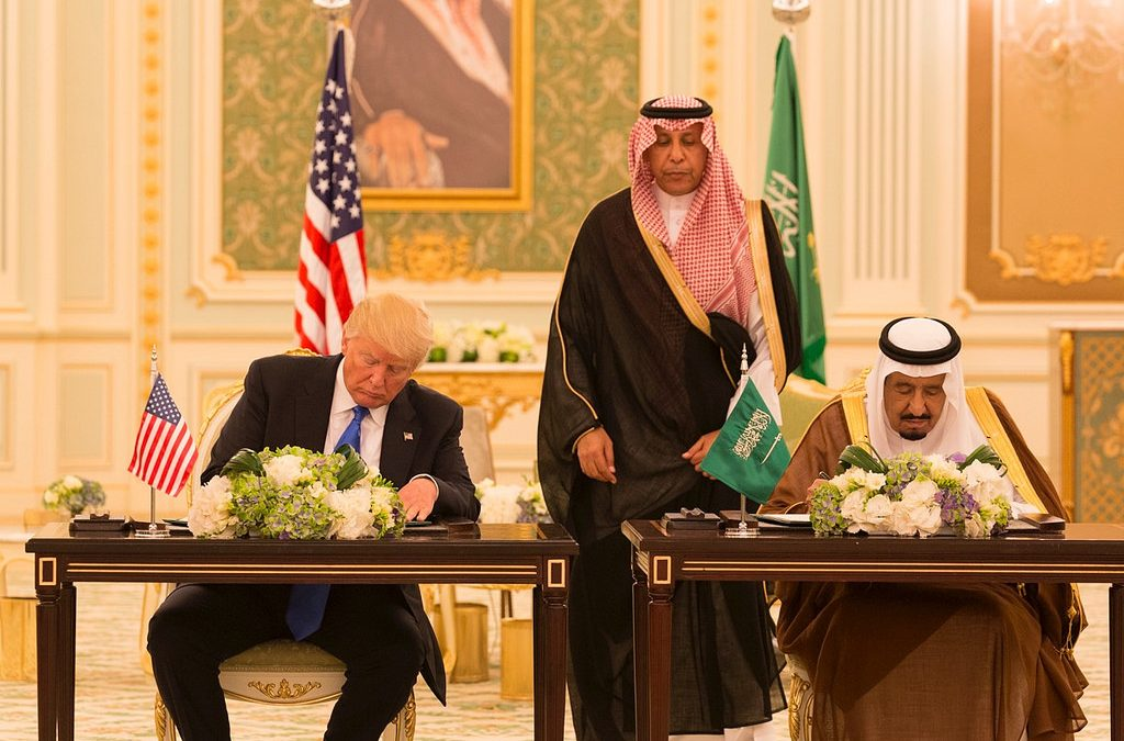 Trump's Quiet Meeting with Saudi Arabia and Israel Portends a Dangerous Collision Course with Iran