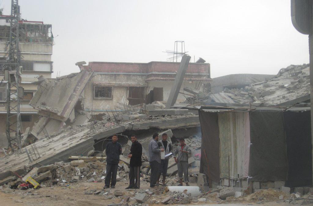 Phyllis Bennis' Interview on Syria, Gaza, and John Bolton