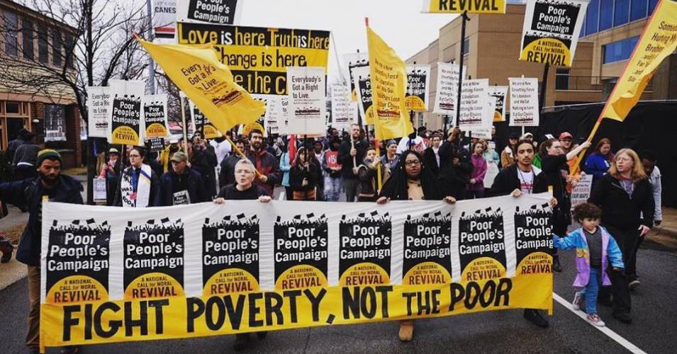 Radical New Leaders Are Reviving Martin Luther King's Poor People's Campaign