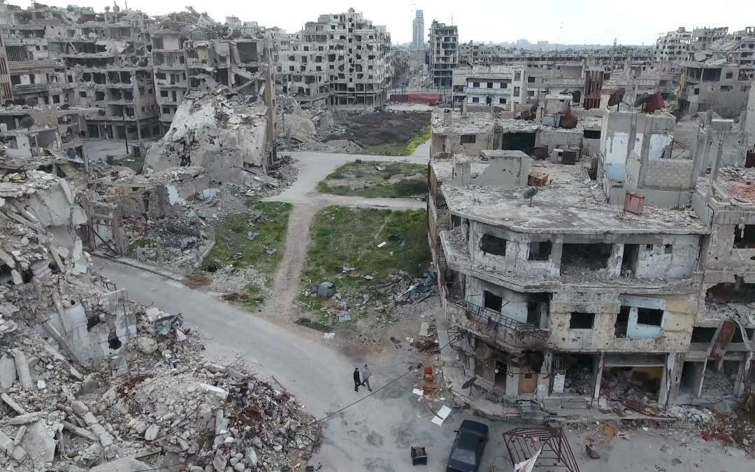 American Air Strikes in Syria Do Nothing to Further Justice for the Victims of the Attack on Douma