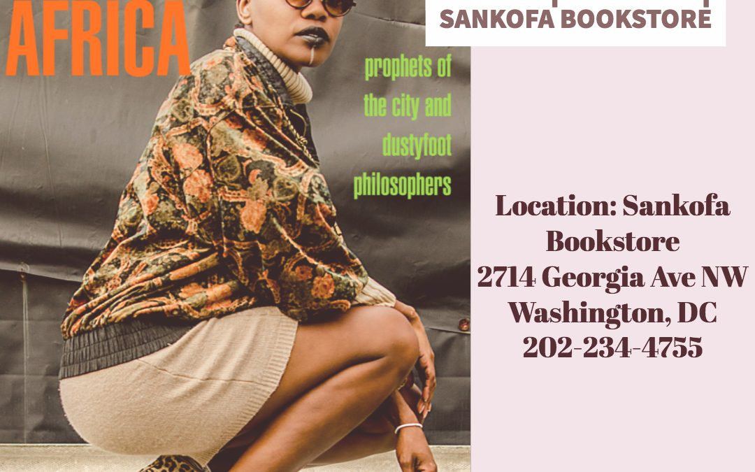Book Event: Hip Hop in Africa